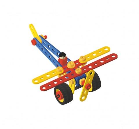 Mechanix 3602004 Plastic Planes - 1 Construction Sets for Boys age 3Y+