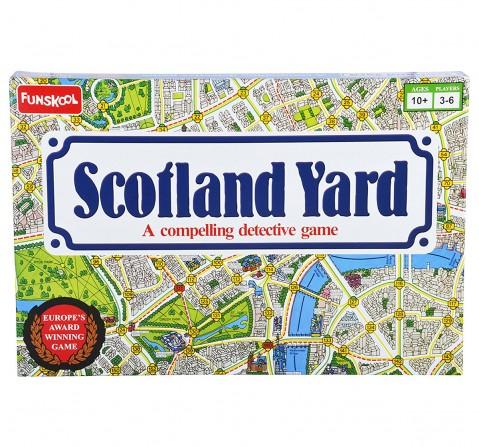 Funskool Scotland Yard Board Games for Kids age 10Y+