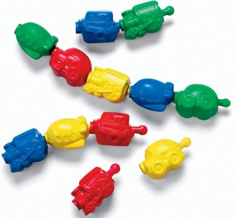 Fisher-Price Snap-Lock Beads Early Learner Toys for Kids age 6M+