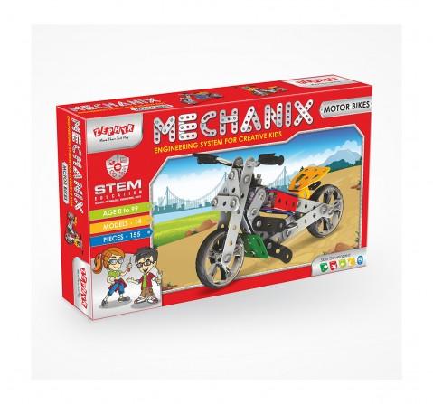 Mechanix Motorbikes Construction Sets for Boys age 8Y+