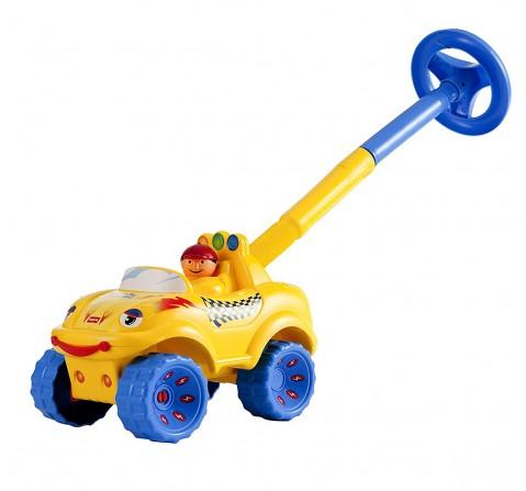 Giggles Funskool Walk 'N Drive Truck Baby Gear for Kids age 18M +