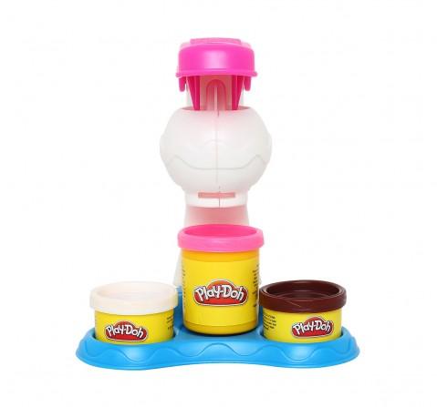 Funskool Play-Doh Softy Ice Cream Swirl Clay & Dough for Kids age 3Y+
