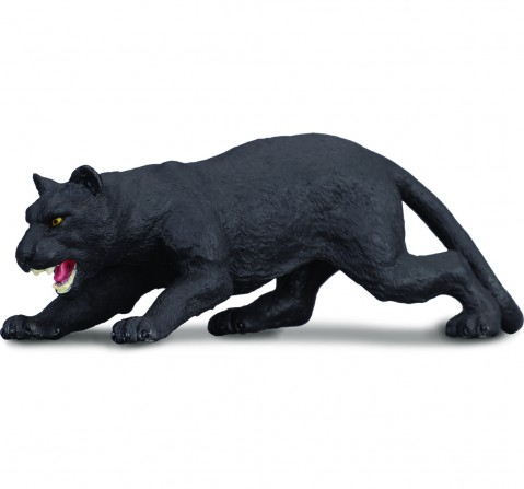 Collecta -Black Panther animal figure, 3Y+
