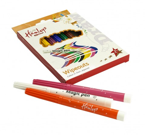 Hamleys Magic Wipeout'S Magic Pen School Stationery for Kids age 3Y+