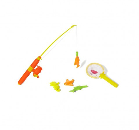 Hamleys Fishing Game (Assorted Color) Bath Toys & Accessories for Kids age 3Y+