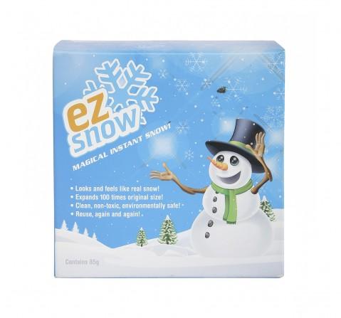 Hamleys Magic Snow (White) Sand, Slime & Others for Kids age 24M+ (White)