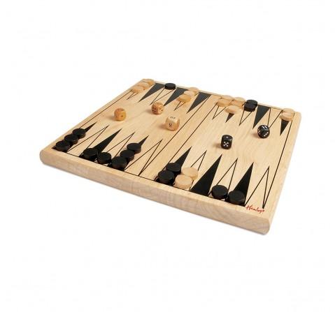 Hamleys Backgammon Board Games for Kids age 8Y+
