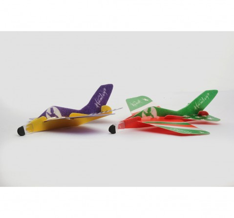 Hamleys Hand Gliders Plane Action Toy Games for Kids age 3Y+