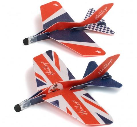 Hamleys Union Jack Hand Glider Planes Games for Kids age 3Y+