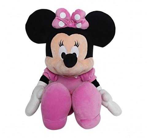 Disney Minnie Flopsie 24 Inch Character Soft Toy for Kids age 3Y+