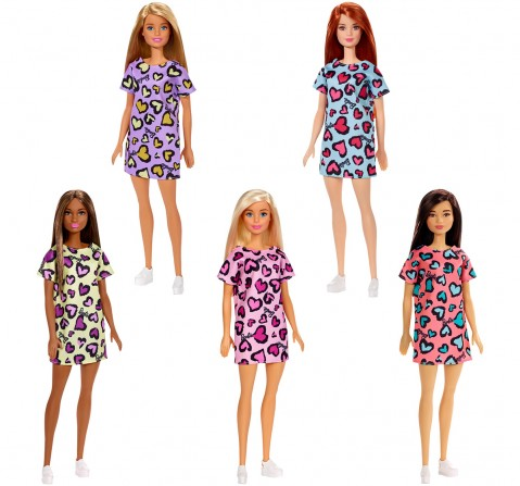 Barbie Brand Entry Doll Assorted Dolls & Accessories for Girls age 3Y+