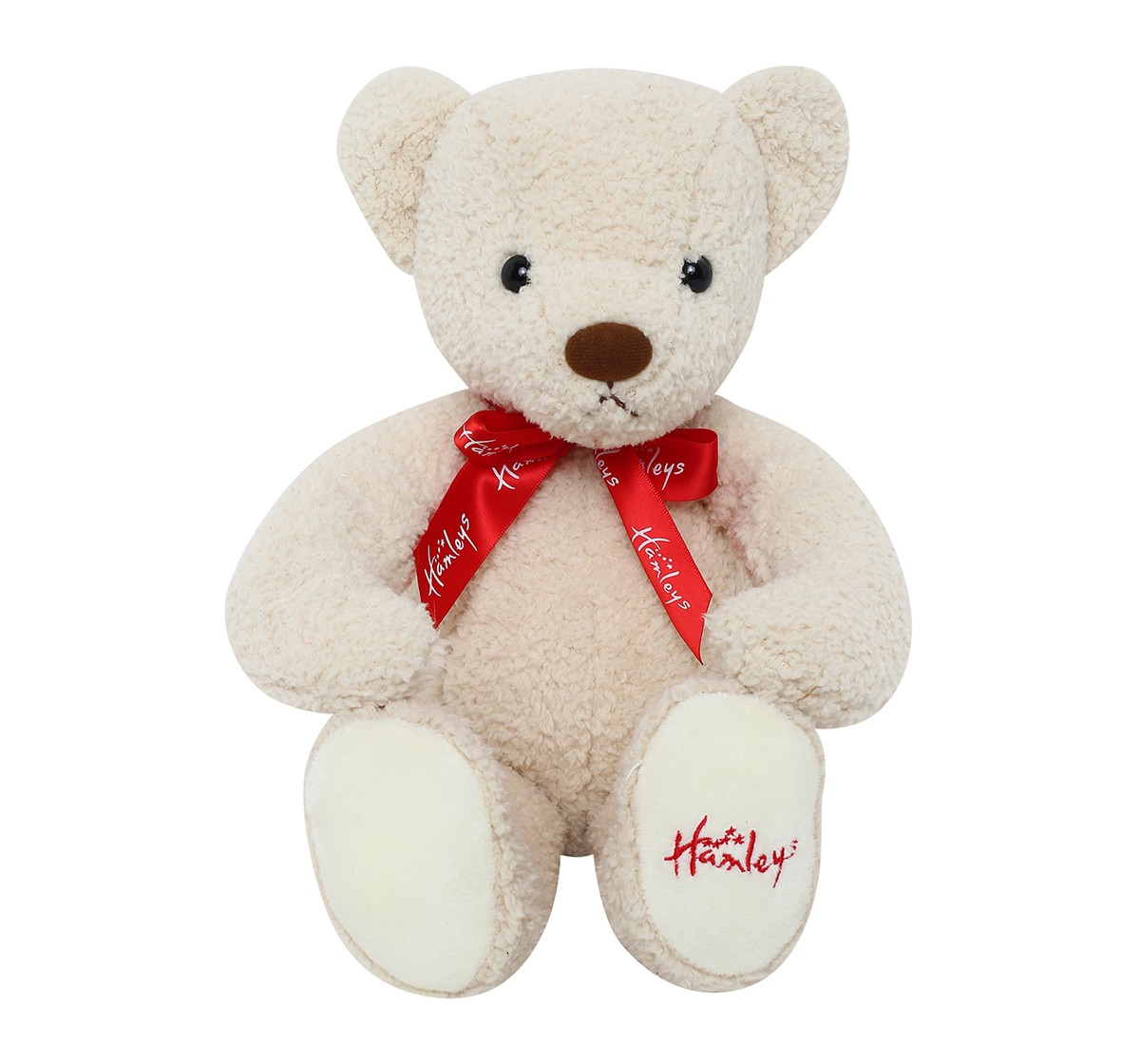 Hamleys Bear Vanilla Teddy Bears for Kids age 3Y+ - 41 Cm (White)