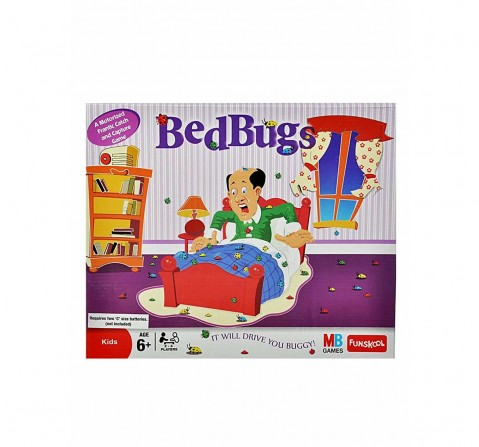 Funskool Bed Bugs Games for Kids age 6Y+