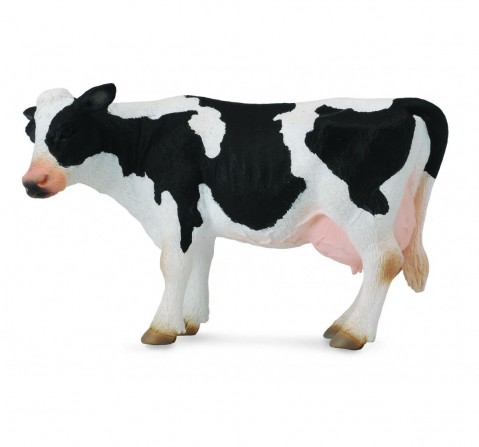Collecta Friesian Cow Animal Figure for Kids age 3Y+