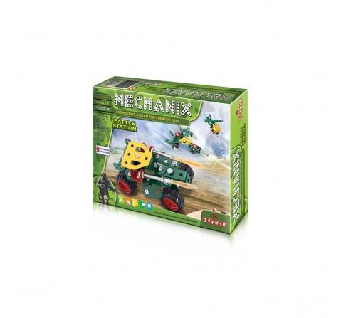 Mechanix 3602011 Battle Station Construction Sets for Kids age 6Y+