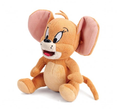 Warner Brothers Jerry, 8 Inch Character Soft Toys for Kids age 12M+ 20.3 Cm