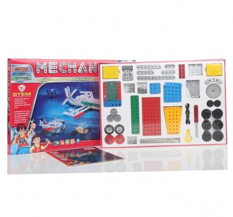 Metal Mechanix - 5, Unisex, 7Y+ (Multicolour)