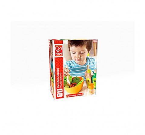 Hape - Wooden Garden Salad Supermarket & Food Playsets for Kids age 3Y+