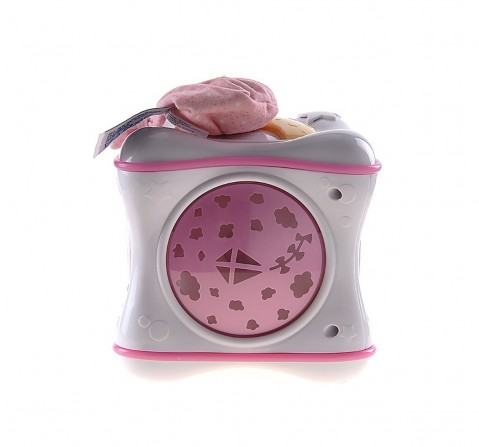 Chicco Rainbow Cube for New Born Kids age 0M+ (Pink)