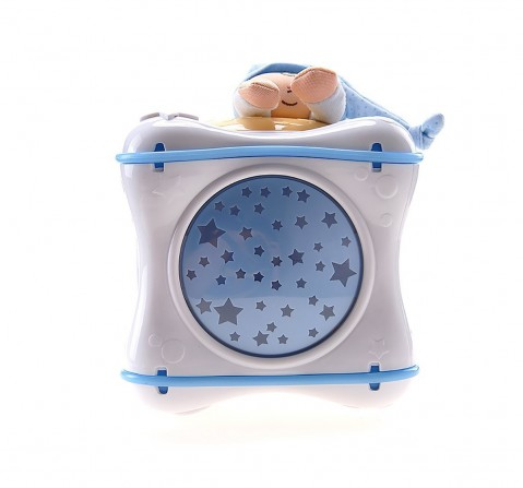 Chicco Rainbow Cube for New Born Kids age 0M+ (Blue)