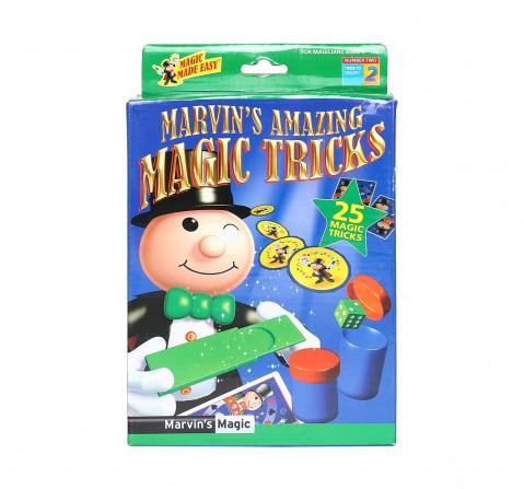 Marvin'S Magic Amazing Magic Tricks, Magic Made Easy Series 1 Impulse Toys for Kids age 6Y+
