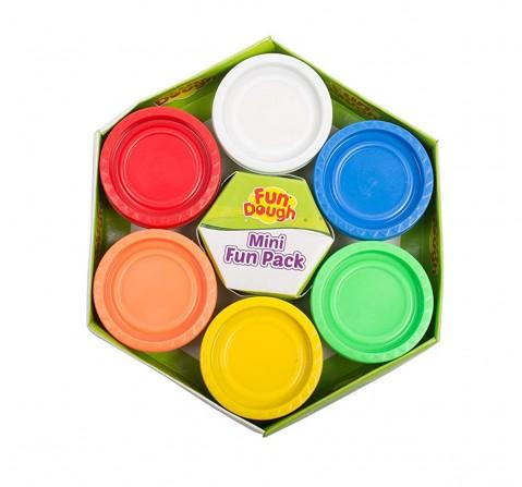 Fundough Mini Fun Pack Dough Play Set for Kids age 3Y+