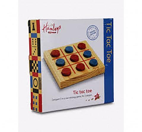 Hamleys Travel Tic Tac Toe Board Games for Kids age 3Y+