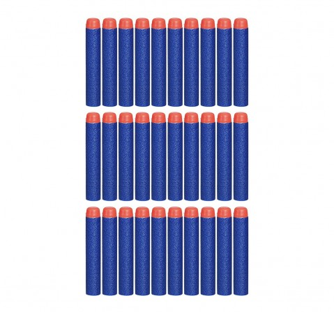 Nerf Darts 12-Pack Refill For Nerf Elite Blasters - age 8Y+ (Blue)