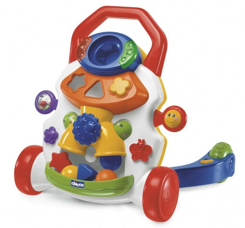 Chicco Baby Steps Activity Walker Baby Gear for Kids age 9M+