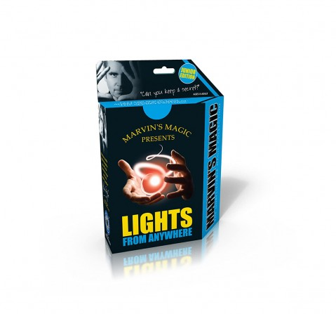 Marvin'S Magic Lights From Anywhere Blister Card (Junior) Impulse Toys for Kids age 8Y+