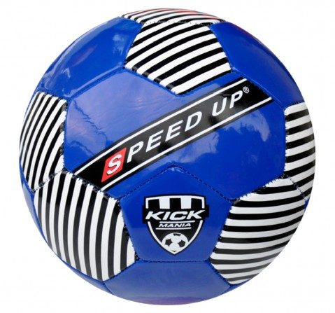 Speed Up Football Size 5 Kick Mania, Unisex, 10Y+ (Multicolor)