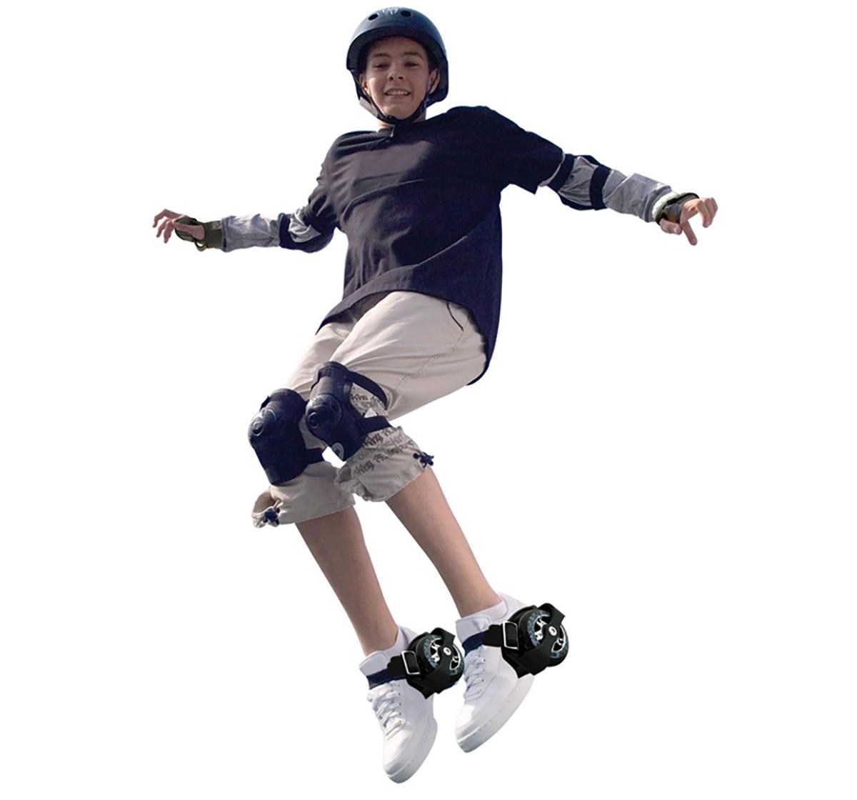 Hamleys Street Gliders Blue Skates and Skateboards for Kids age 5Y+ (Blue)