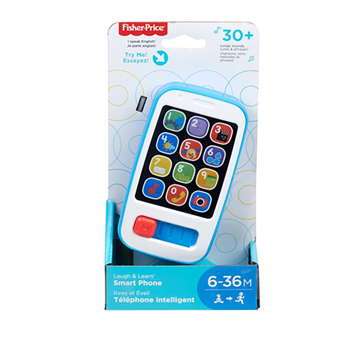 Fisher-Price® Smart Phone Assorted Learning Toys for Kids age 6M+