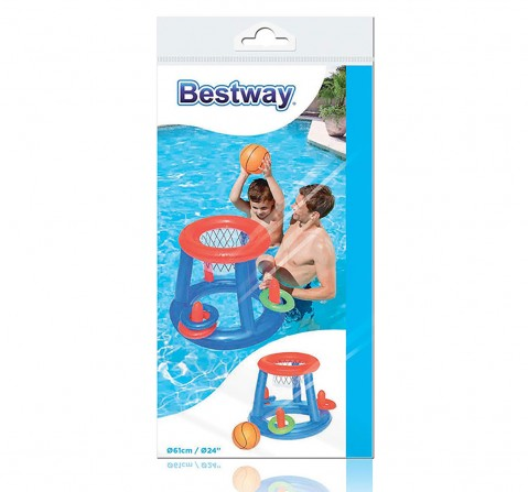 Bestway Pool Play Gym Center - 24Inch Outdoor Leisure for Kids age 3Y+