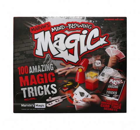 Marvin'S Magic Mind Blowing Magic Tricks Impulse Toys for Kids age 8Y+
