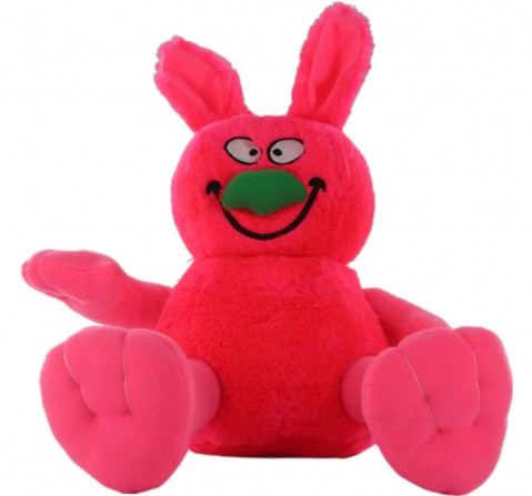 Hamleys Movers & Shakers- Ziggles Pink Interactive Soft Toys for Kids age 3Y+ - 8 Cm (Pink)