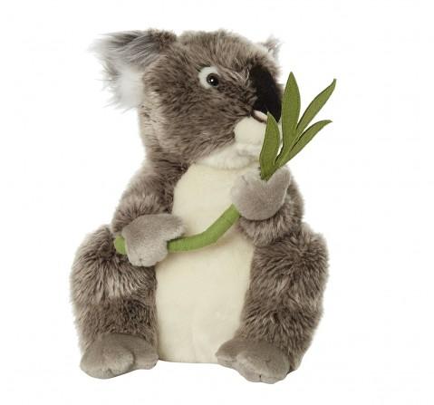 Hamleys Koala Soft Toy (Gray/White) Animals & Birds for Kids age 3Y+ - 10 Cm (Grey)