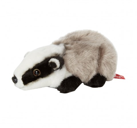 Hamleys Badger Soft Toy Animals & Birds for Kids age 12M+ - 7 Cm