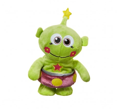Hamleys Movers & Shakers -Alien Interactive Soft Toys for Kids age 3Y+ - 12 Cm