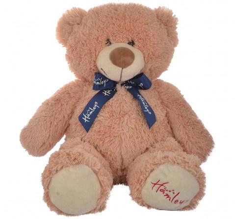 Hamleys Brown Madeira Teddy Bear Soft Toy for Kids age 2Y+ 40 Cm