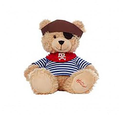 Hamleys Pirate Bear (Brown) Teddy Bears for Kids age 3Y+ - 29 Cm (Brown)