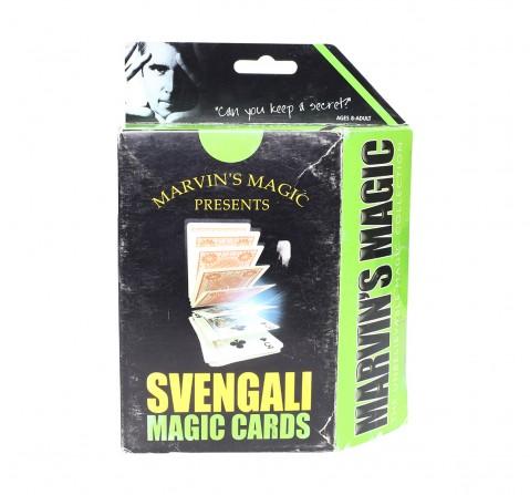 Marvin'S Magic Svengali Magic Cards Impulse Toys for Kids age 8Y+