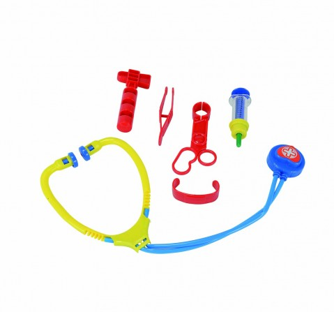 Simba - Doctor+ Doctor Case, 2-Asstorted Roleplay Sets for Kids Age 3Y+ (Red)