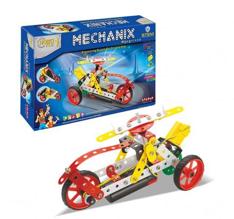 Metal Mechanix - Robotix - 1, Unisex, 7Y+ (Multicolour)