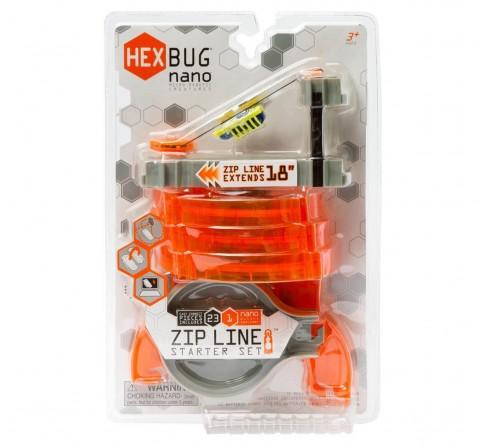 Hexbug Robotic Nano Zipline Starter Set for Kids age 3Y+