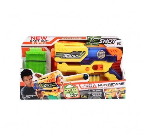 X-Shot Excel Clip  Blasters for Boys age 8Y+