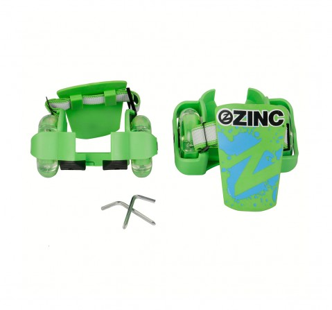 Hamleys Street Gliders (Green) Skates and Skateboards for Kids age 5Y+ (Green)