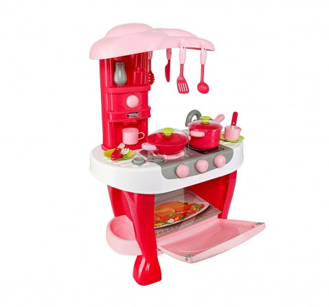 Comdaq Inductive Kitchen Playset for Girls age 3Y+