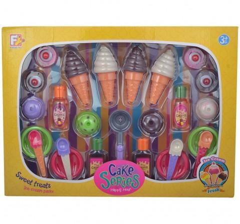 Comdaq Kids Plastic Big Desserts, Supermarket & Food Playsets for Girls age 5Y+