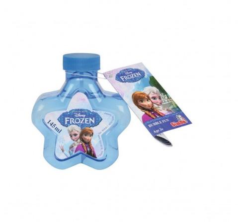 Simba Disney Frozen Star Bubble Bottle Impulse Toys for Kids Age 3Y+